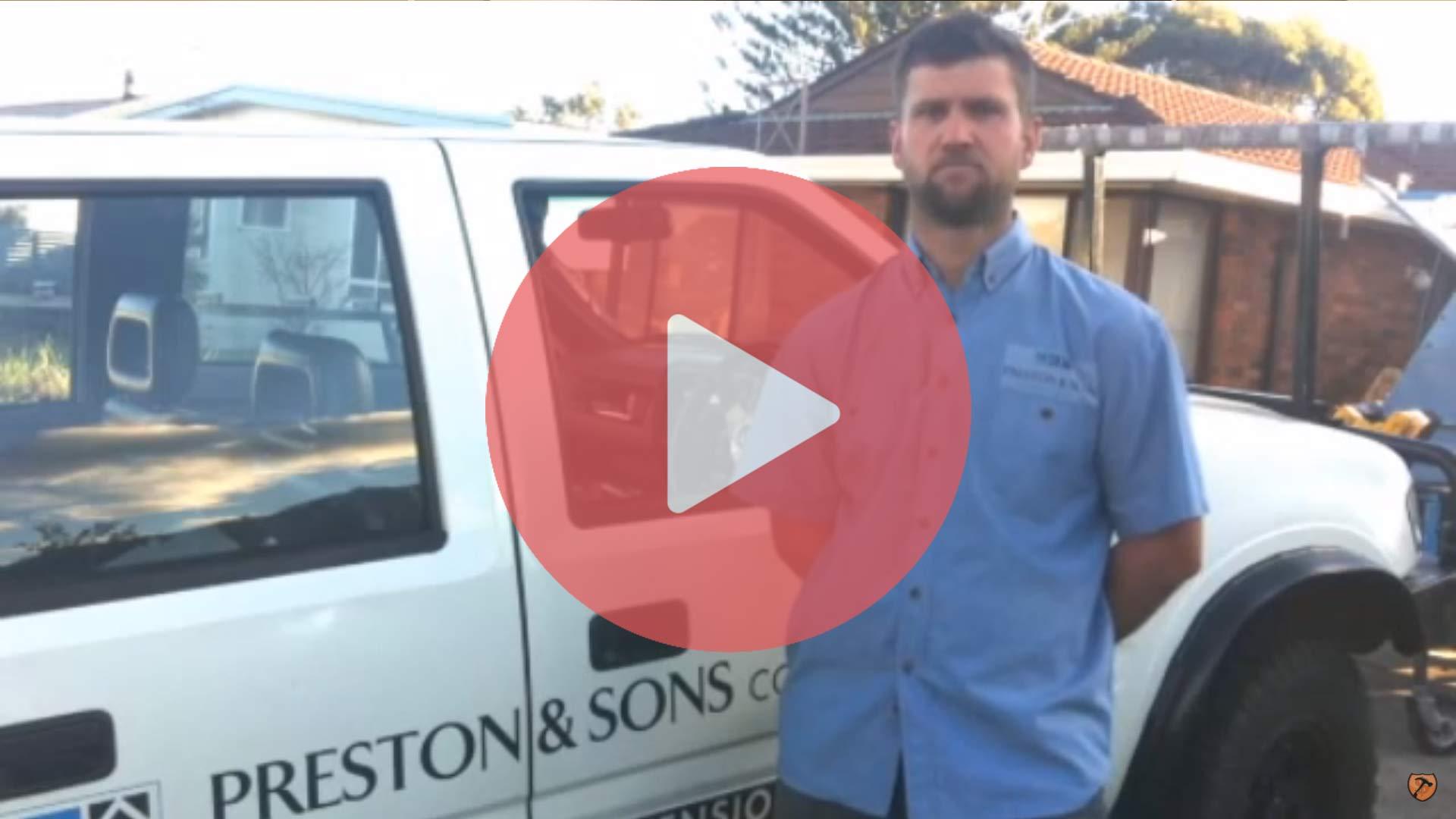 Builders Profits | Prestons & Sons