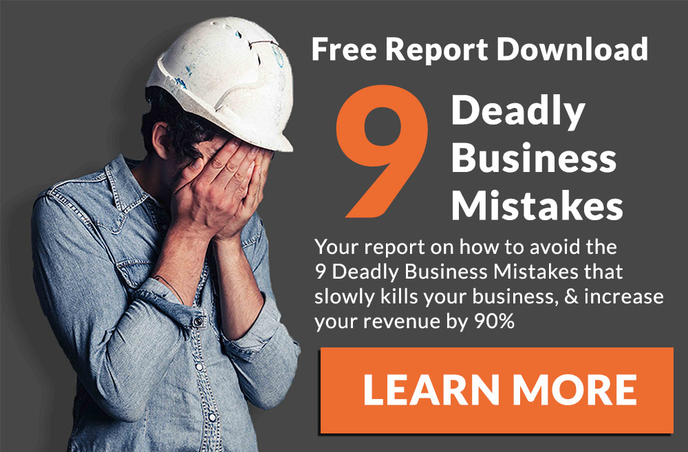 Download Free report 9 Deadly Business Mistakes